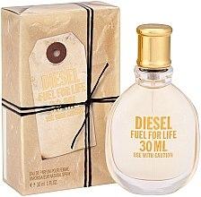 Düfte, Parfümerie und Kosmetik Diesel Fuel for Life Femme - Eau de Parfum