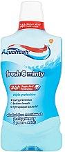 """Düfte, Parfümerie und Kosmetik Mundwasser """"Fresh & Minty"""" - Aquafresh Extra Fresh"""