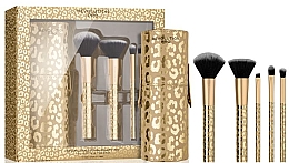 Düfte, Parfümerie und Kosmetik Make-up Pinselset mit Etui - Revolution PRO New Neutral Brush Set