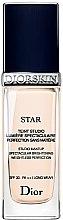 Düfte, Parfümerie und Kosmetik Foundation für einen transparenten Glow - Dior Diorskin Diorskin Star