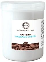 Düfte, Parfümerie und Kosmetik Körpermassagecreme mit Koffein - Yamuna Caffeine Massage Cream