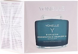 Regenerierende Gesichtscreme - Yonelle Biofusion Regenerating 3C Cream/SPF10 — Bild N2