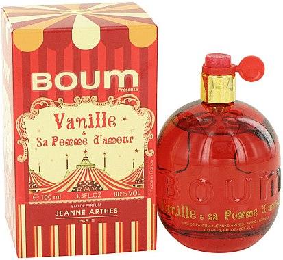 Jeanne Arthes Boum Vanille Sa Pomme d'Amour - Eau de Parfum — Bild N1