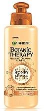 Düfte, Parfümerie und Kosmetik Reparierendes Creme-Öl für geschädigtes Haar mit Honig und Propolis - Garnier Botanic Therapy Honey Cream-oil