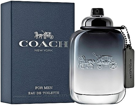Coach For Men - Eau de Toilette  — Bild N1