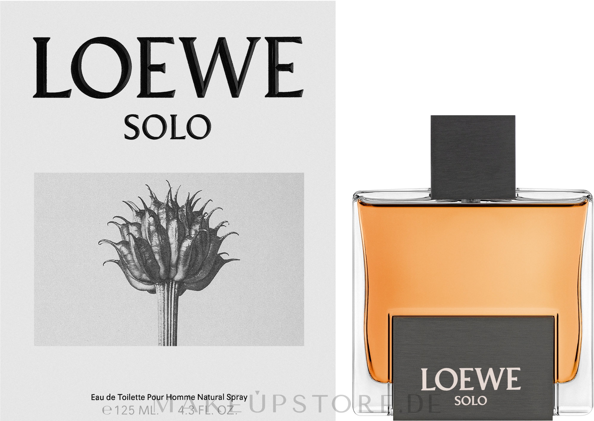 Loewe Solo Loewe - Eau de Toilette  — Bild 125 ml