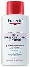 Düfte, Parfümerie und Kosmetik Pflegende Körperemulsion für empfindliche Haut - Eucerin Ph5 Emulsione Corpo Nutriente