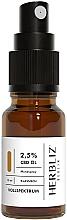 Düfte, Parfümerie und Kosmetik Mundspray Klassisch 2,5% - Herbliz CBD Classic Full Spectrum Oil Mouth Spray 2,5%