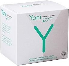 Düfte, Parfümerie und Kosmetik Slipeinlagen 24 St. - Yoni Organic Cotton Panty Liners
