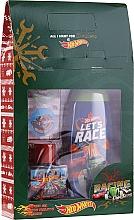Düfte, Parfümerie und Kosmetik Duftset - Uroda For Kids Hot Wheels (Duschgel 250ml + Eau de Toilette 50ml + Aufkleber)