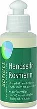 Düfte, Parfümerie und Kosmetik Flüssige Seife für Gesicht, Hände und Körper mit Rosmarin - Sonett Soap