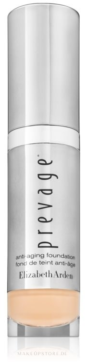 Anti-Aging Foundation mit natürlich leuchtendem Finish SPF 30 - Elizabeth Arden Prevage Anti-Aging Foundation — Bild 01