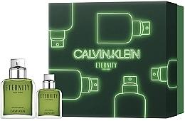 Düfte, Parfümerie und Kosmetik Calvin Klein Eternity For Men 2019 - Duftset (Eau de Parfum 100ml + Eau de Parfum 30ml)