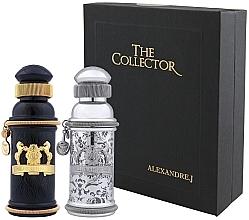 Düfte, Parfümerie und Kosmetik Alexandre.J Black Muscs+Silver Ombre - Duftset (Eau de Parfum 30mlx2)