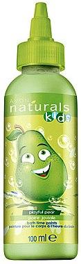 Flüssigseife Birne für Kinder ab 3 Jahre - Avon Naturals Kids — Bild N1