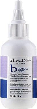 Nagelhautentferner - IBD Spa Pro Pedi b Cuticle Free — Bild N4