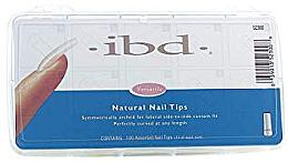 Düfte, Parfümerie und Kosmetik Nagel-Tips für künstliche Fingernägel matt - IBD Natural Nail Tips