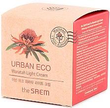 Leichte Gesichtscreme mit Telopea-Extrakt - The Saem Urban Eco Waratah Light Cream — Bild N2