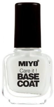 Nagelunterlack - Miyo Care It Base Coat — Bild N1