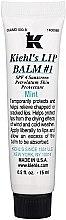 Düfte, Parfümerie und Kosmetik Lippenbalsam - Kiehl's Lip Balm # 1 Mint
