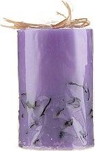 Düfte, Parfümerie und Kosmetik Duftkerze Lavendel 65/100 mm - Bulgarian Rose