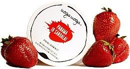Düfte, Parfümerie und Kosmetik Körperpeeling mit Zucker und Erdbeeren - Uoga Uoga Panama and Sandals