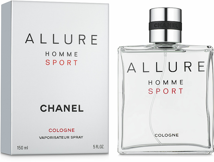 Chanel Allure homme Sport Cologne - Eau de Cologne — Bild N1