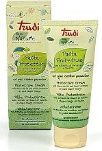 Düfte, Parfümerie und Kosmetik Schutzcreme für Babys und Kinder mit Kornblumen- und Veilchenextrakt - Trudi Baby Nature Protective Cream