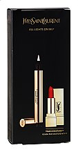 Düfte, Parfümerie und Kosmetik Make-up Set (Highlighter 2.5ml + Lippenstift 1.4ml) - Yves Saint Laurent