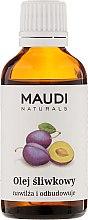 Düfte, Parfümerie und Kosmetik Feuchtigkeitsspendendes Pflaumenöl - Maudi