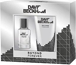 Düfte, Parfümerie und Kosmetik David Beckham Beyond Forever - Duftset (Eau de Toilette 40ml + Duschgel 200ml)
