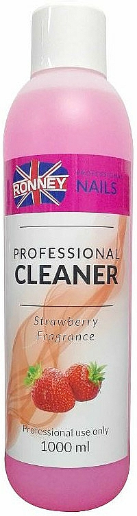 Nagelentfeuchter Strawberry - Ronney Professional Nail Cleaner Strawberry — Bild N4