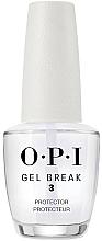 Düfte, Parfümerie und Kosmetik Nagellack - O.P.I Gel Break Protector Top Coat