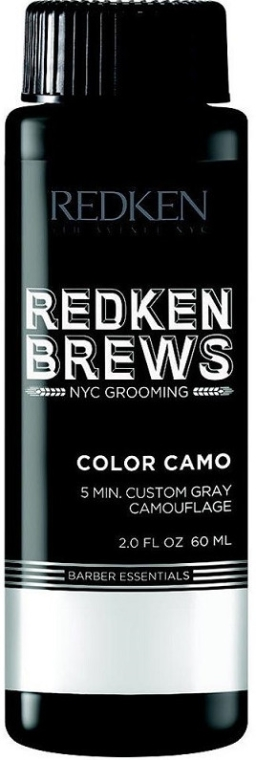Haartönung - Redken Brews Color Camo — Bild N1