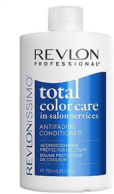 Sulfatfreie Spülung für gefärbtes Haar - Revlon Professional Revlonissimo Total Color Care Antifading Conditioner — Bild N1