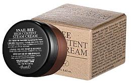 Düfte, Parfümerie und Kosmetik Gesichtscreme mit Schneckenschleim und Bienengift - Benton Snail Bee High Content Steam Cream (Mini)