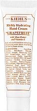 Düfte, Parfümerie und Kosmetik Feuchtigkeitsspendende Handcreme mit Grapefruit, Sheabutter und Vitamin E - Kiehl's Richly Hydrating Hand Cream Grapefruit