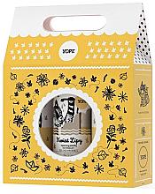 Düfte, Parfümerie und Kosmetik Körperpflegeset - Yope Kwiat lipy (soap 500 ml + sh/gel 400 ml + balm 300 ml)