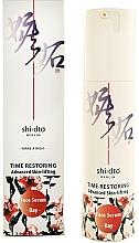 Düfte, Parfümerie und Kosmetik Straffendes Gesichtsserum für den Tag mit Lifting-Effekt - Shi/dto Time Restoring Advanced Skin-lifting Face Serum Day With Nio-Oxy And Bio Kakadu Plum Extract