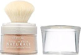 Düfte, Parfümerie und Kosmetik Gesichtspuder - L'Oreal Paris True Match Naturale Mineral Finish