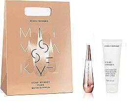 Düfte, Parfümerie und Kosmetik Issey Miyake L'Eau D'Issey Pure Nectar - Duftset (Eau de Parfum/30ml + Körperlotion/100ml)