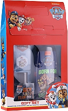 Düfte, Parfümerie und Kosmetik Duftset für Kinder - Uroda For Kids Paw Patrol Red (Duschgel 250ml + Eau de Toilette 50ml + Aufkleber)