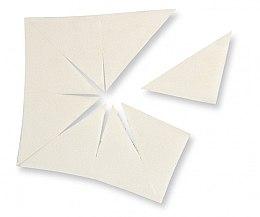 Düfte, Parfümerie und Kosmetik Dreieckige Schminkschwämme aus Latex - Make Up Factory Sponge