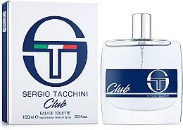 Düfte, Parfümerie und Kosmetik Sergio Tacchini Club - Eau de Toilette