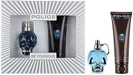 Düfte, Parfümerie und Kosmetik Police To Be Men - Duftset (Eau de Toilette 40ml+Duschgel 100ml)