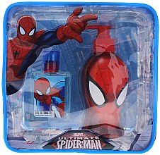 Düfte, Parfümerie und Kosmetik Air-Val International Spiderman - Duftset (Eau de Toilette 50ml + Duschgel 250ml)