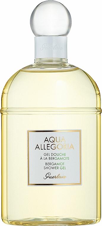 Guerlain Aqua Allegoria Bergamote Calabria - Parfümiertes Duschgel mit Bergamotte