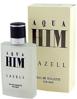Lazell Aqua Him - Eau de Toilette — Bild N1