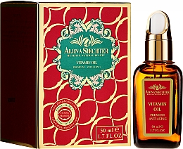 Düfte, Parfümerie und Kosmetik Anti-Aging Vitaminöl - Alona Shechter Vitamin Oil