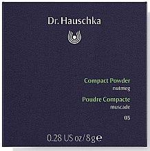 Gesichtspuder - Dr. Hauschka Compact Powder — Bild N2
